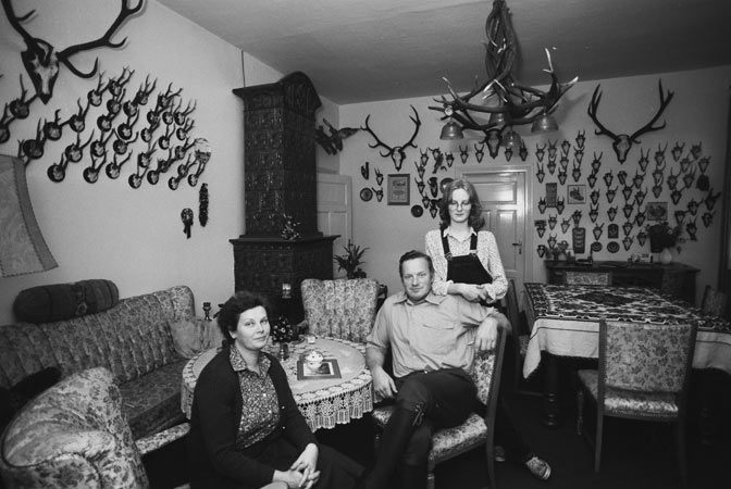 Die Bilder ziehen lassen: Herlinde Koelbl im Portrait : kulturen