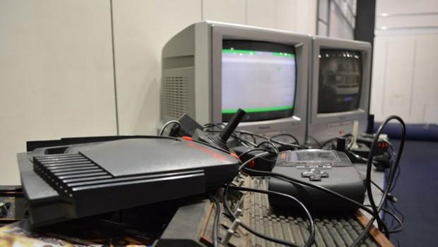 Eignen sich für erste Sound-Experimente: Atari Computer.