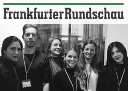 Ungefähr dreißig: Junges auf der Frankfurter Buchmesse - Nachtleben, Newcomer und Nähkästchen