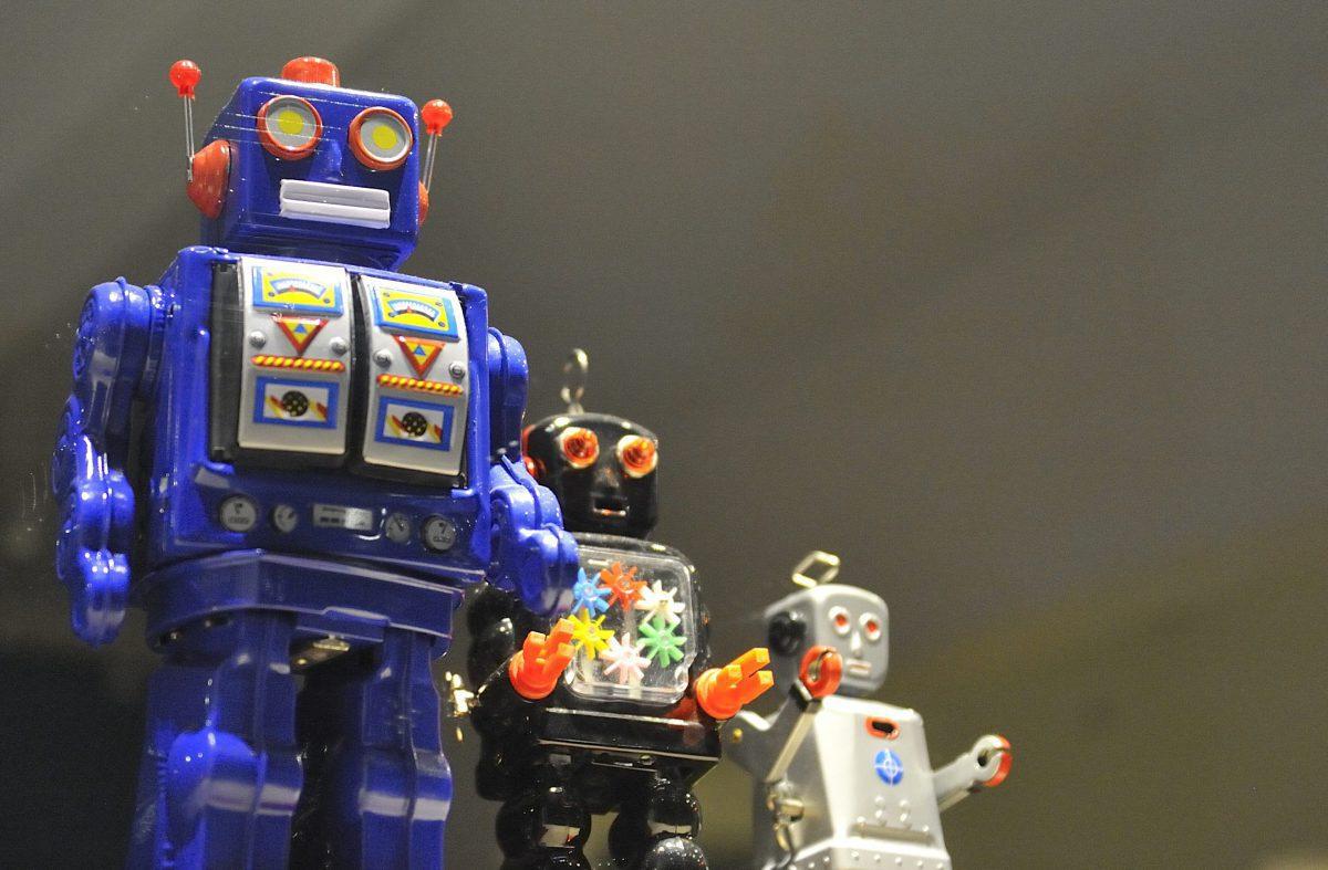 [Robot] von [Rog01] unter [CC BY-SA 2.0]