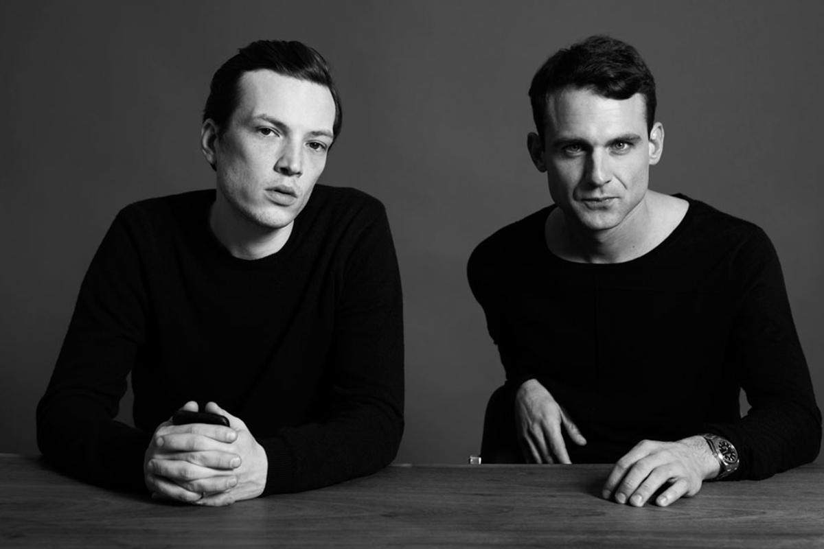 Sven Schumann und Johannes Bonke